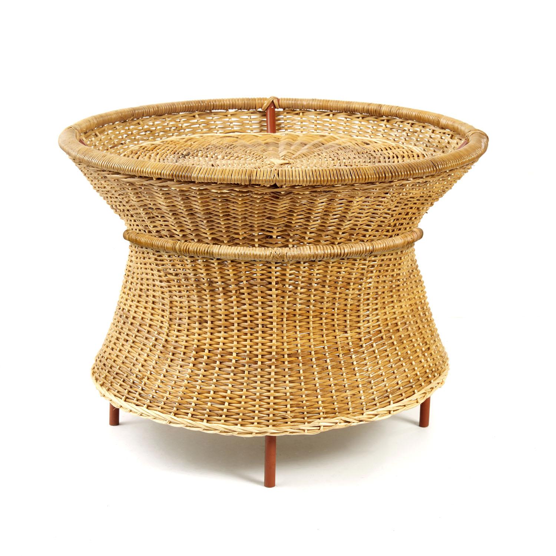 Caribe Natural - Basket Table