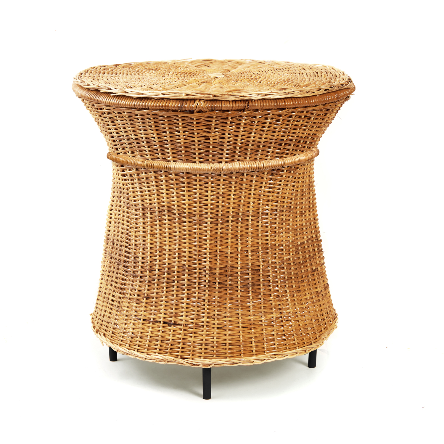 Caribe Natural - Tall Side Table