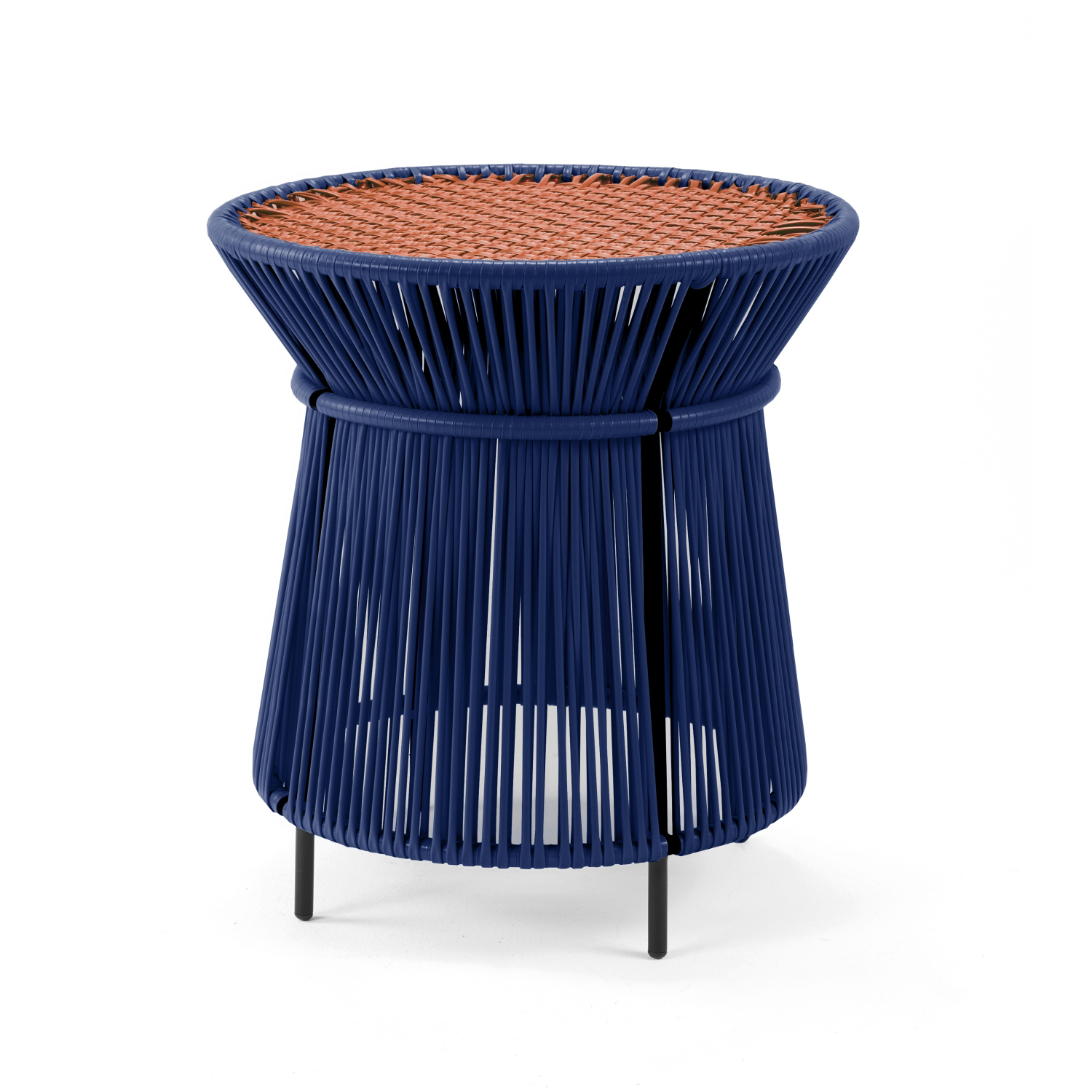 Caribe Chic - Tall Side Table
