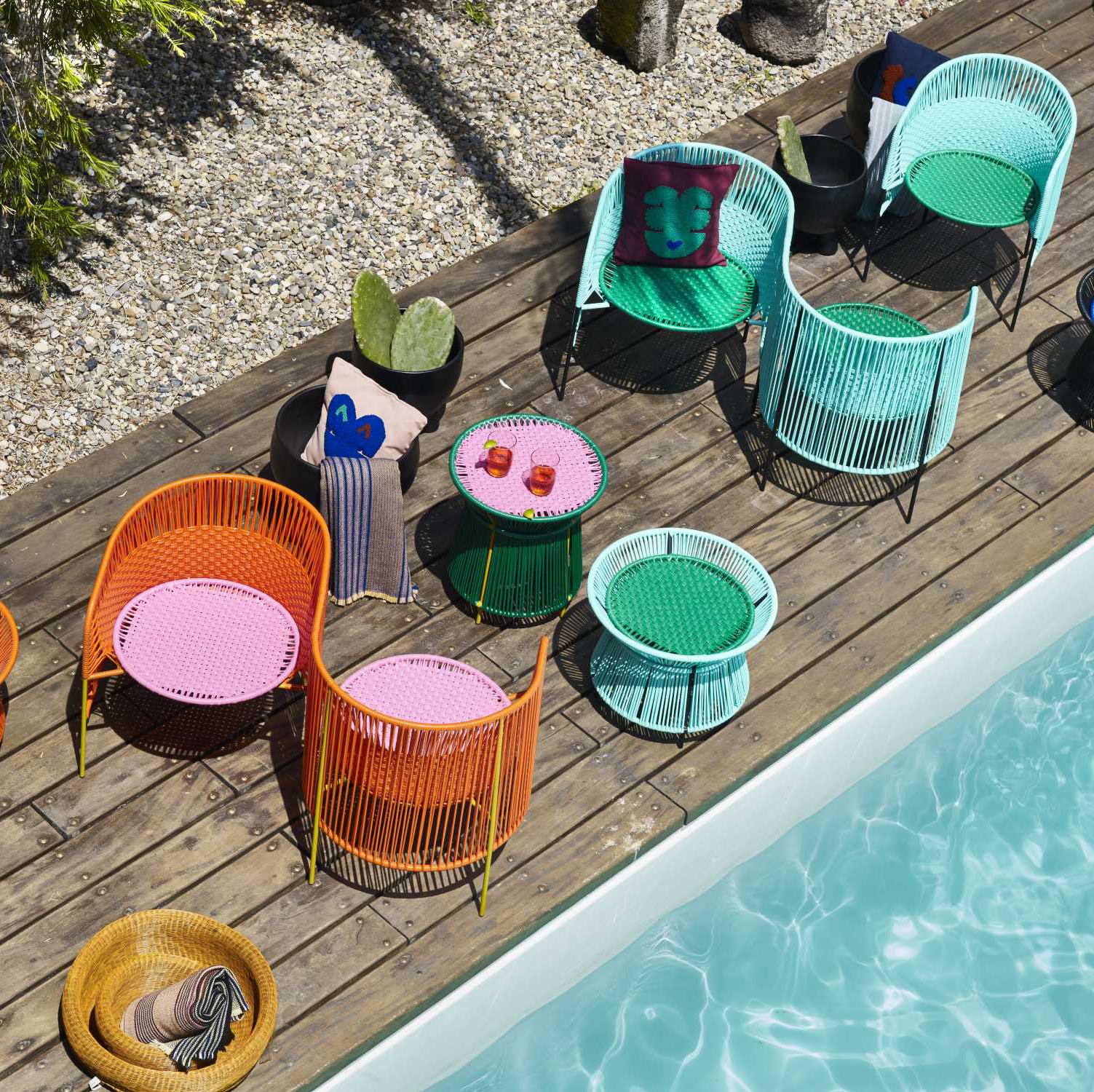Caribe - Basket Table