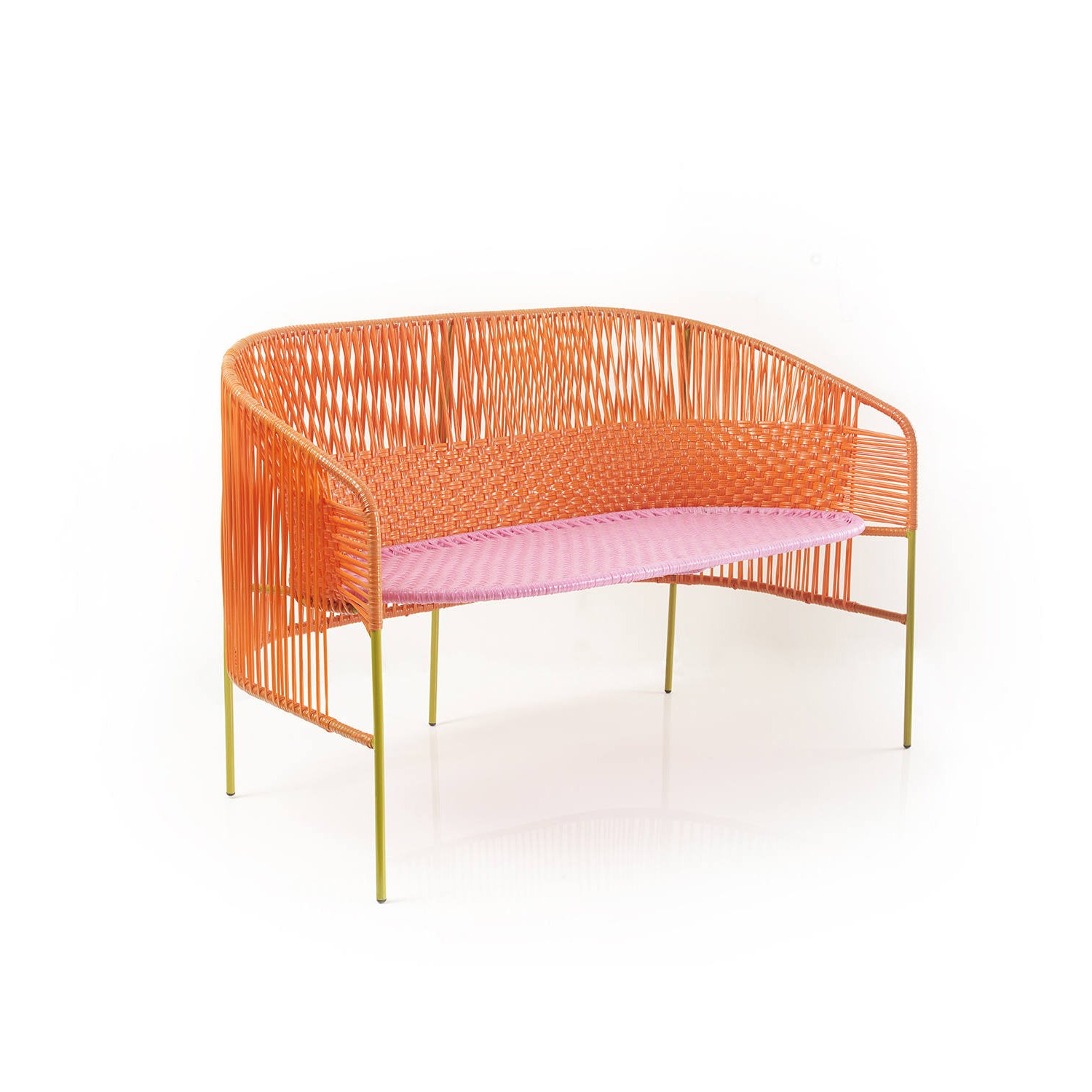 Caribe - 2 Seater Bench