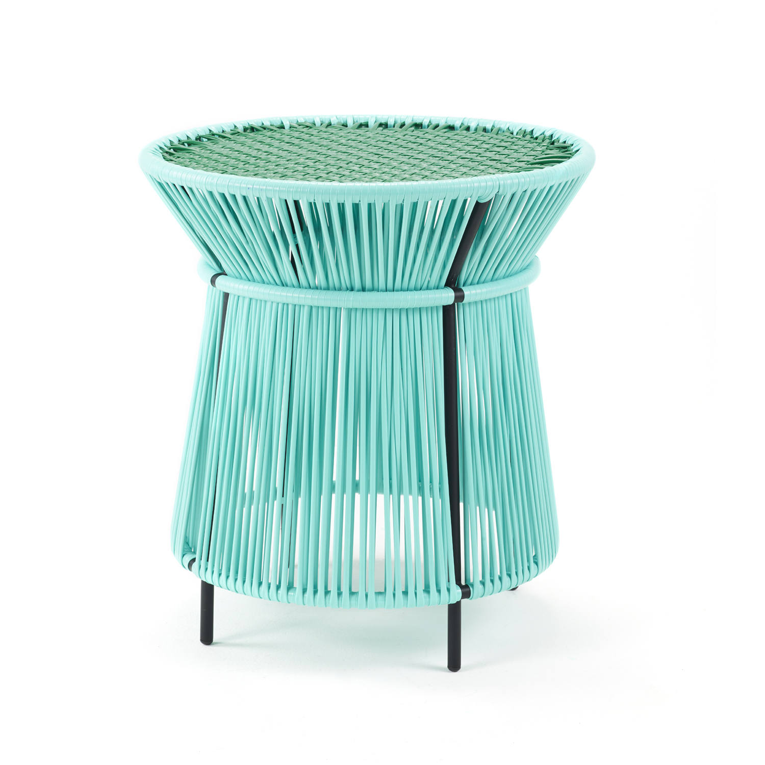 Caribe - Tall Side Table