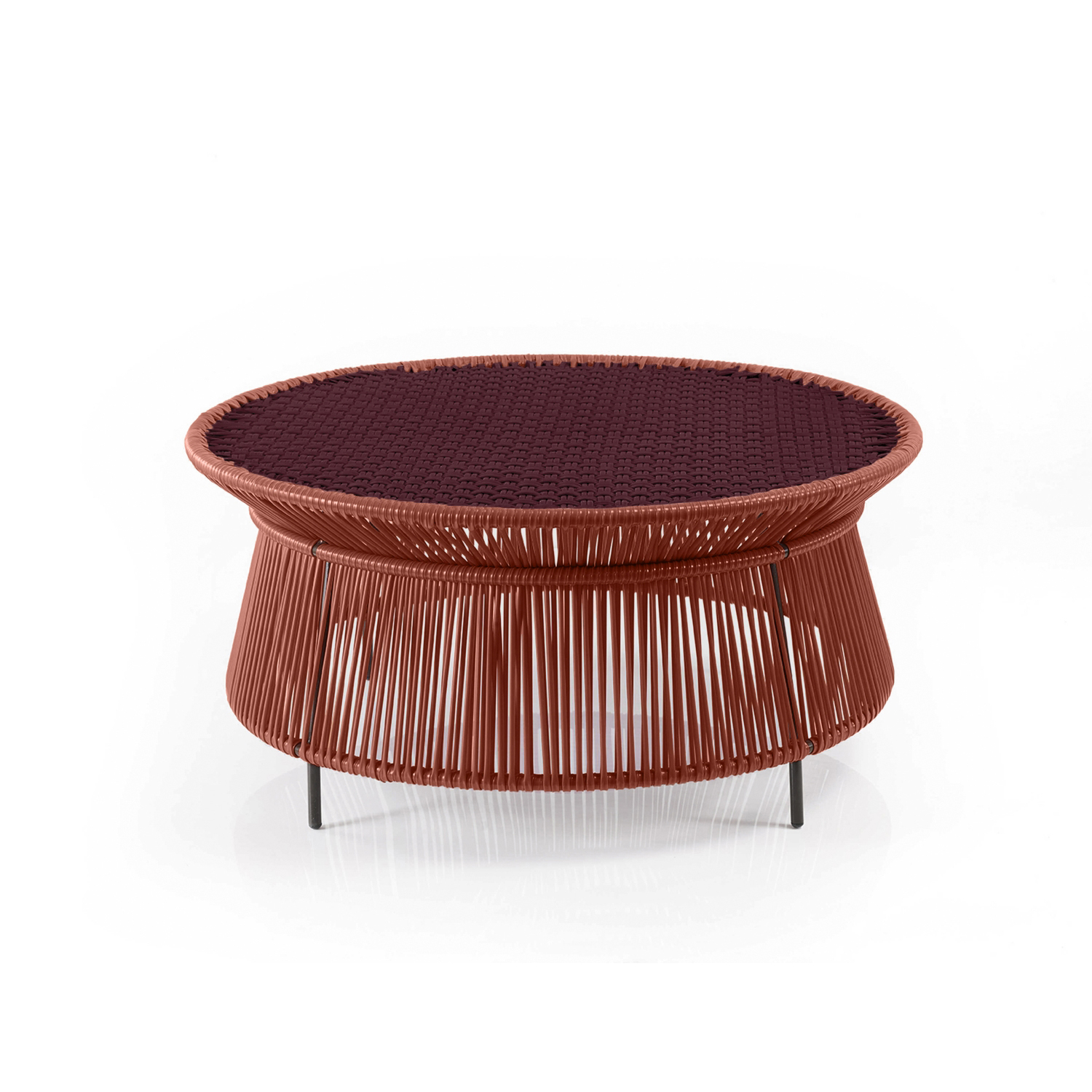 Caribe Chic - Low Side Table
